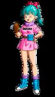 Bulma first appearance Dragon Ball