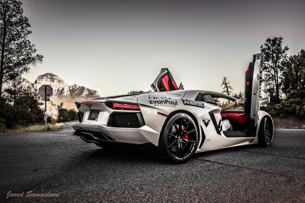 Gold Rush Rally Lamborghini by ferrettank