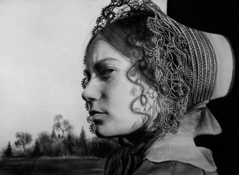 Hyperrealism Mia Wasikowska