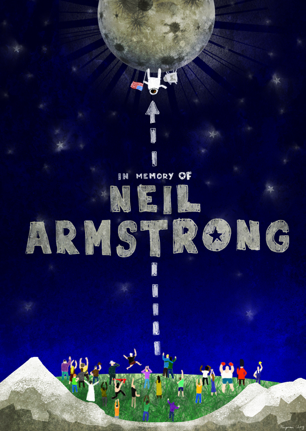 neil armstrong friends - photo #21