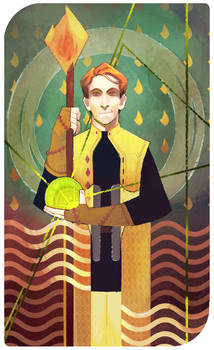 Ace of Wands: Nic Mage- Dragon Age Inquisition