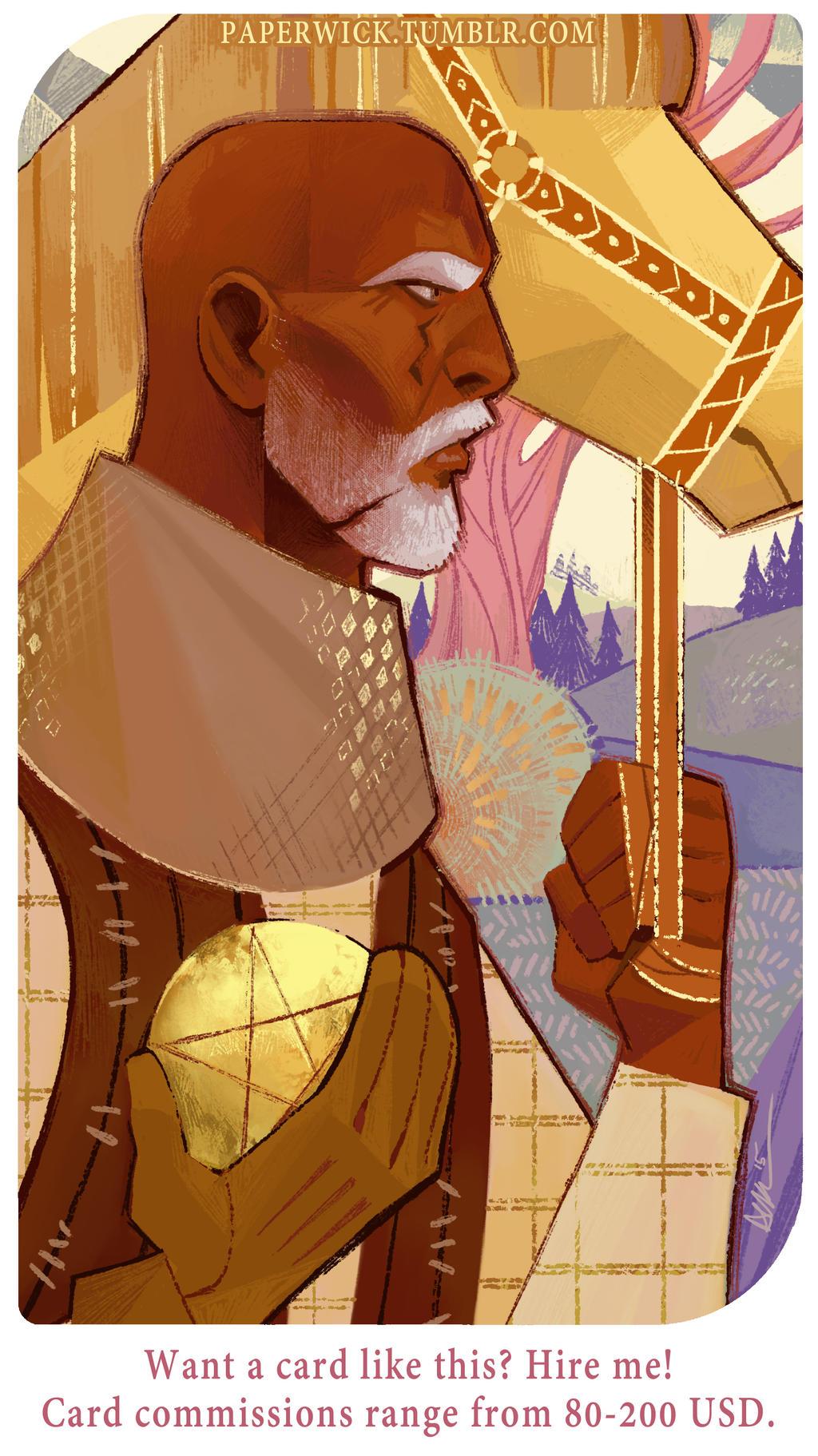 the_knight_of_pentacles__horsemaster_den