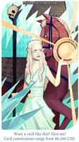 The Knight of Pentacles: Eylis Lavellan