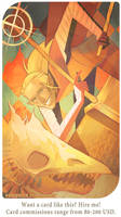 The Knight of Wands: Zevran Arainai