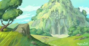 BG: Stonethedral [Establishing Shot]