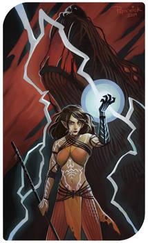 Aeval Lavellan: The Lightning Strike