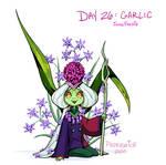 Janu-Faerie Day 26: Garlic