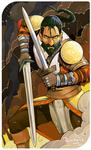 Duncan: Knight of Swords