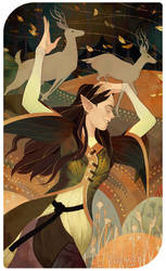 Braelith Lavellan: The Empress