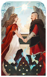The Wedding: 10 of Cups