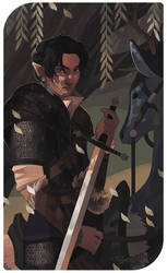 Eirik: Ace of Swords