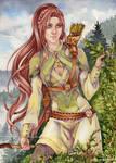 Commission: Reyna