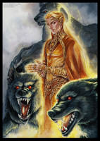 Sauron by Nuaran