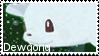 Dewgong Stamp by Fox-Bones