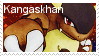 Kangaskhan Stamp by Fox-Bones