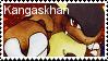 Kangaskhan Stamp by Fox-Bones