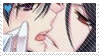 Ciel x Sebastian Stamp 2 by Fox-Bones