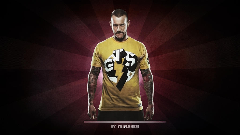 Cm punk theme song wallpaper cult of personality by tripleh021 voltagebd Choice Image