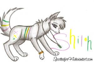 Shiiloooooh. by Spottedfire94