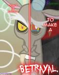 Discord's Temptation and Betrayal