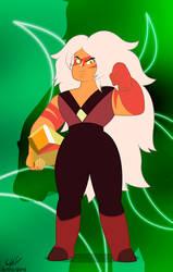 Jasper - Vector by PonyChaos13