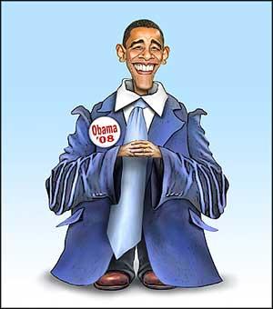 Obama by snarto