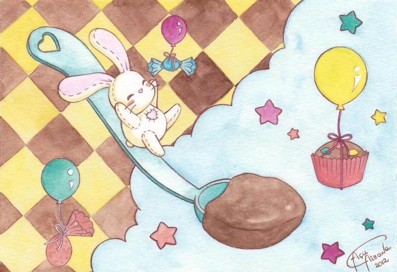 Happy Easter 2012 by rinoa-kisaragi