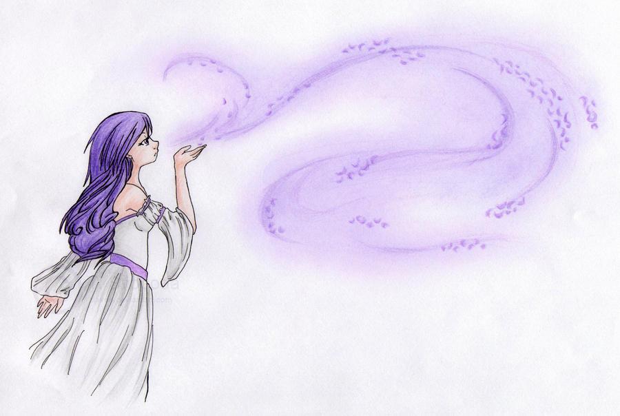 The Spirit of.. by TiaVon