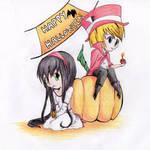 CM: Halloween birthday
