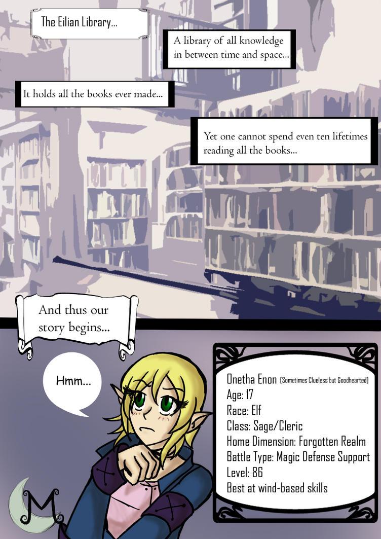Verduny Chapter 1 Page 1 by miasaka