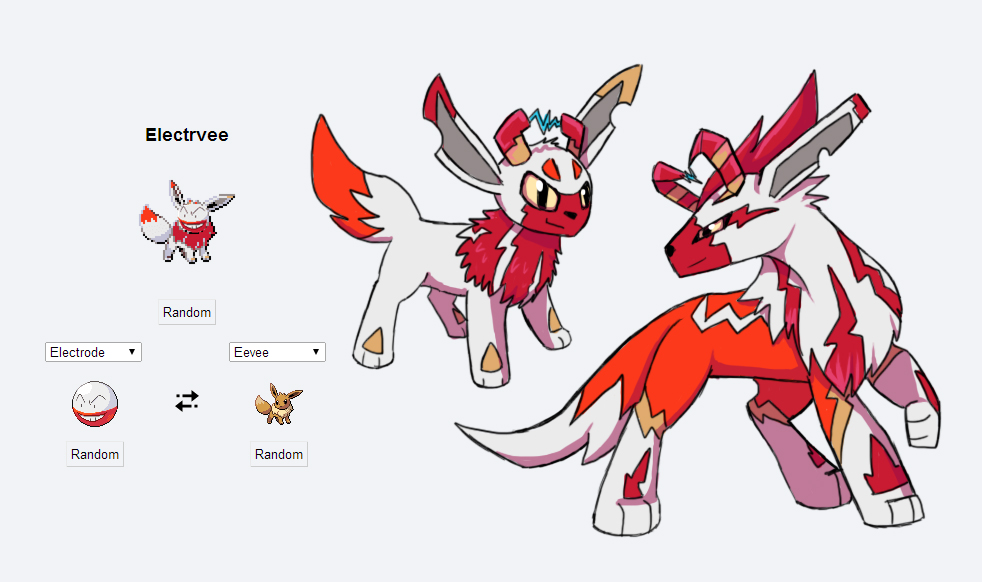 Fakemon Fusion Route 1 Normal Poke by Eternity9