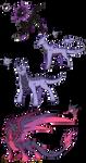 Pokemon Themed Dragon adopts Set 3 01 CLOSED