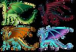 TLoS Dragon Designs Adopts CLOSED