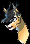 GazelleScout Headshot 02 by Eternity9
