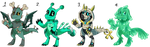 Dragonoid Adopts 03 OPEN AUCTION (3/4) by Eternity9