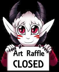 Art Raffle CLOSED! WINNERS IN THE DESCRIPTION!