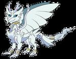 Custom Teen Dragon for Drakoling123 by Eternity9