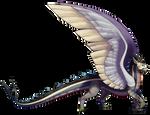 Commission: Dakarai Rhanu Dragon