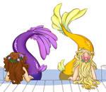 WIP Mermaids