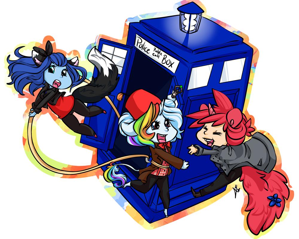 Doctor Fun by Tiki-Sama