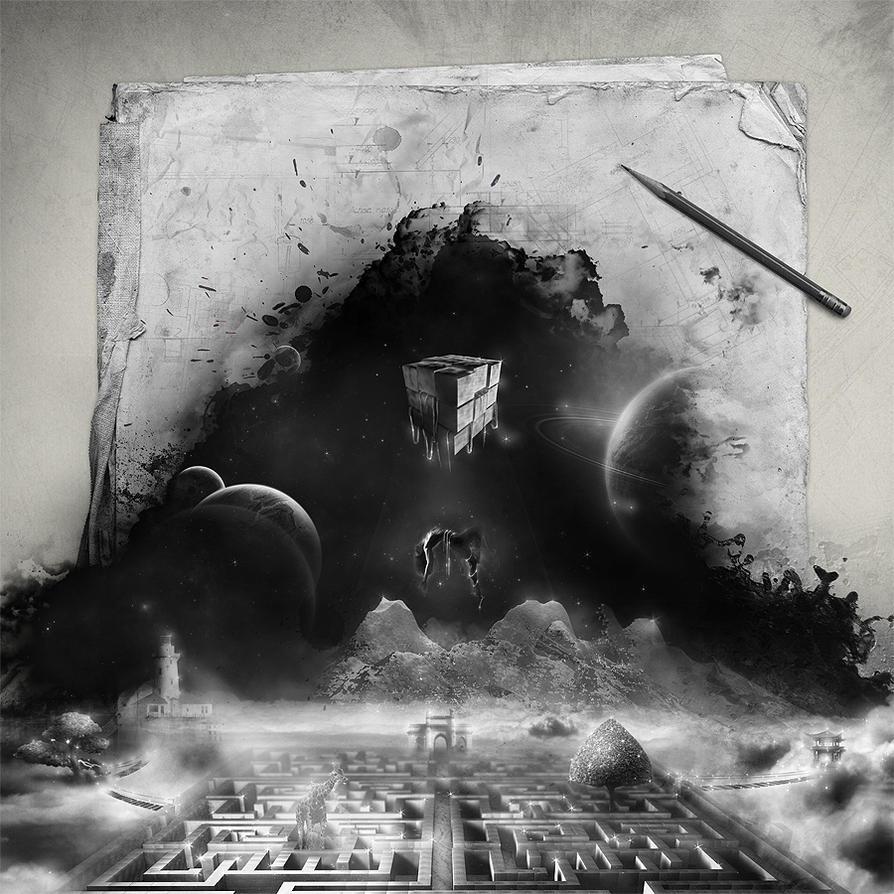 The Maze by velendil