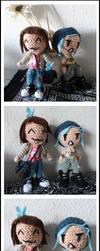 Life Is Strange_Max and Chloe photo shoot by Buta-Sakana