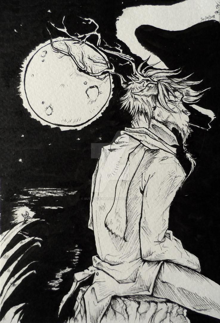 Gentleman - Moonlight by Buta-Sakana
