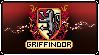 Griffindor Stamp by love-plum-pixels