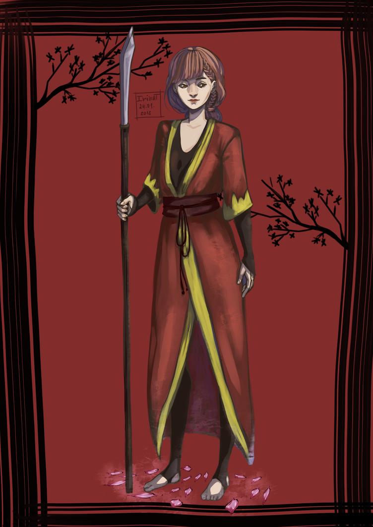 samurai by Irina-t
