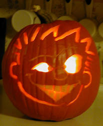 Calvin-o-lantern