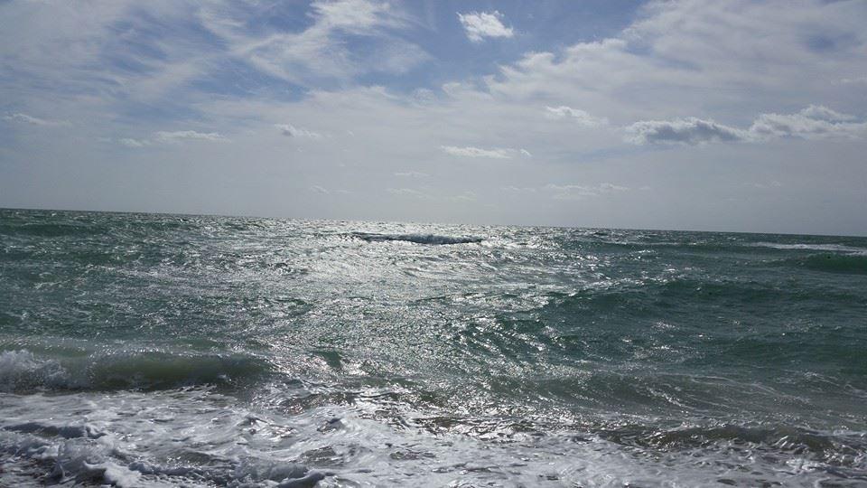 Atlantic Ocean by Slicenndice