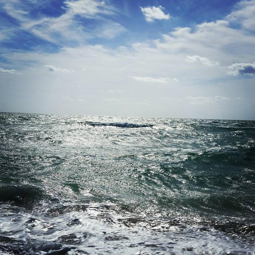 The Atlantic by Slicenndice
