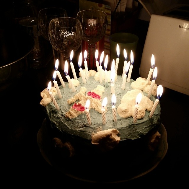 Birthday Cake by Slicenndice