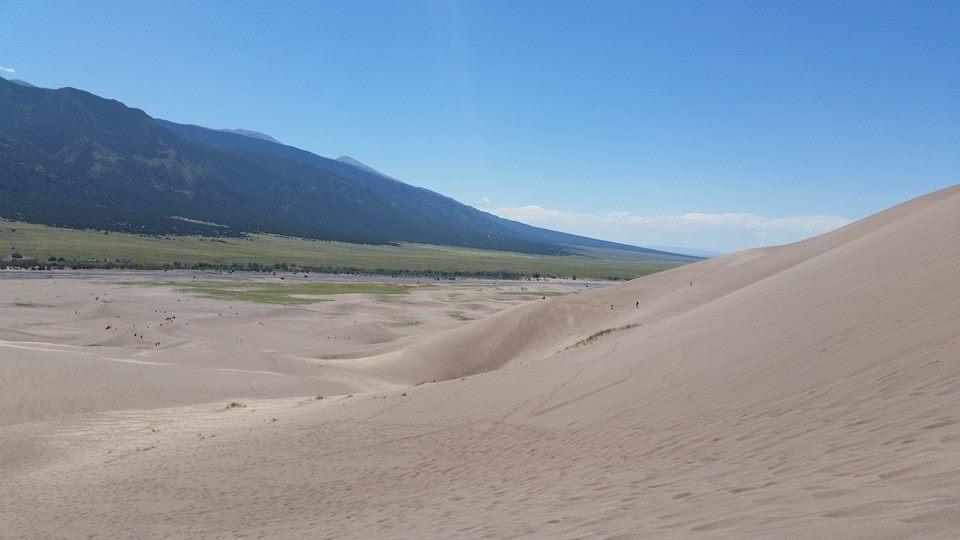 Descending the Dune by Slicenndice